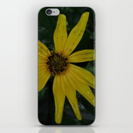 Yellow is Supposed to be a Happy Color iPhone Skin