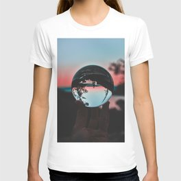 The Crystal Sunset (Color) T-shirt