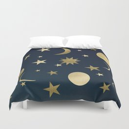 Starry Night #1 #decor #art #society6 Duvet Cover