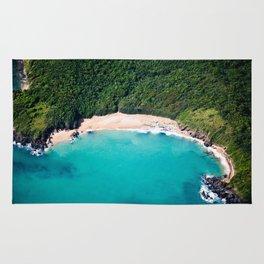 Turquoise Beach Rug