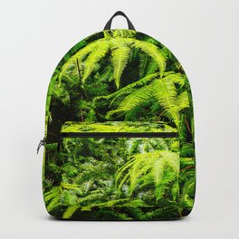Ferns of the Rainforest Backpack