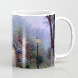 Moonlight Cottage Coffee Mug