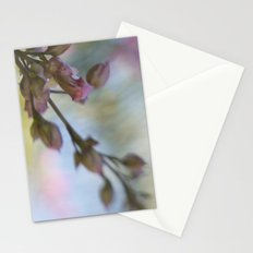 In Pastel Colors Stationery Cards