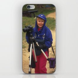 LIda at Yorktown iPhone Skin