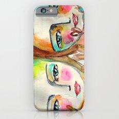 2 girls Slim Case iPhone 6s