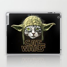 Cat Wars Laptop & iPad Skin