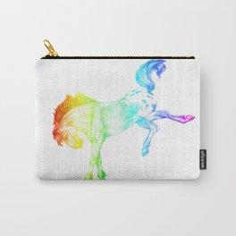 Rainbow Buck Carry-All Pouch
