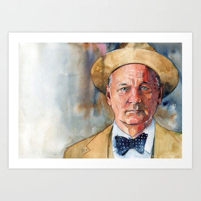 Bill Murray Kunstdrucke