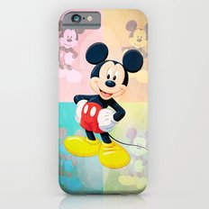 Mickey - for iphone iPhone 6 Slim Case