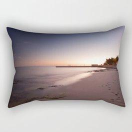key west at dusk Rectangular Pillow