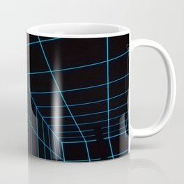 Tron Lines Coffee Mug