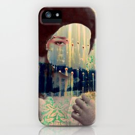 Countenance Sequence 2 iPhone Case