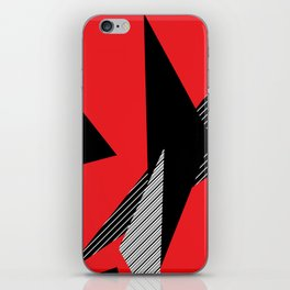 Razmatazz iPhone Skin