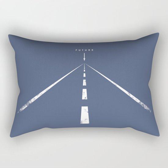 F U T U R E Rectangular Pillow