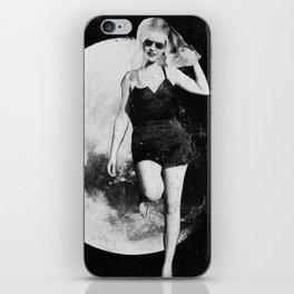 ...Moon Wig.... iPhone Skin