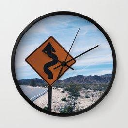 Snake Wall Clock