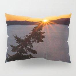 Sunset Tree Top Pillow Sham
