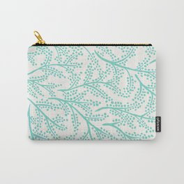 Branches – Mint Palette Carry-All Pouch