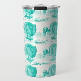 Dodo Bird Pattern Travel Mug