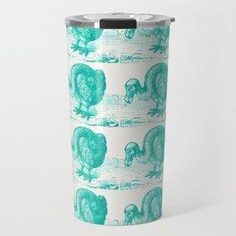Dodo Bird Pattern Travel Mug