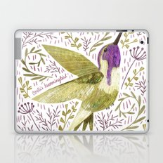 Costa's Hummingbird Laptop & iPad Skin