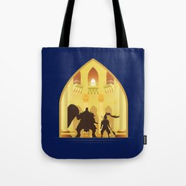 Ornstein and Smough (Dark Souls) Tote Bag