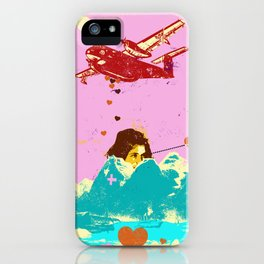 LOVELY BOMBS iPhone Case
