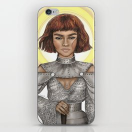 Zendaya of Arc iPhone Skin