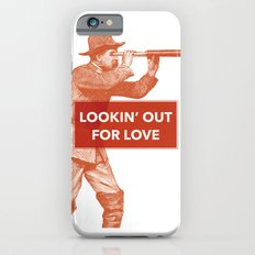 Looking out for love iPhone 6s Slim Case