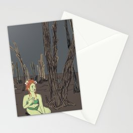 Poisoned Ivy Stationery Cards