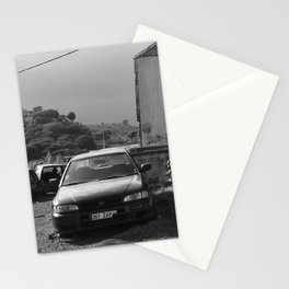 Wrecked. Stationery Cards