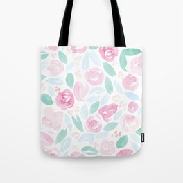 Floral Pattern #2 Tote Bag