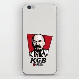 KGB iPhone Skin