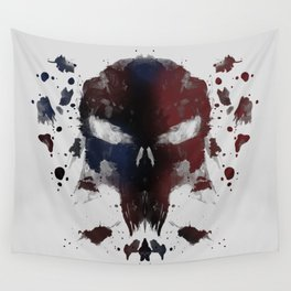 Ink Devil Wall Tapestry