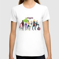 band T-shirts featuring Band by Andres Moncayo