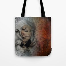 different times - different feelings Tote Bag