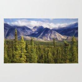 The Alaska Range Rug