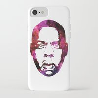 jay z iPhone & iPod Cases featuring JAY by Fimbis
