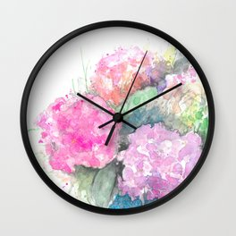 Happy mothers day Wall Clock