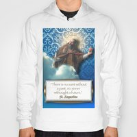 posters Hoodies featuring Inspirational Posters/Cards by Regina Caeli Art