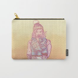 Iwazaru Sister Carry-All Pouch