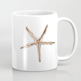 Blonde starfish Coffee Mug