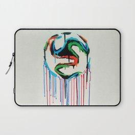 Bleed World Cup Laptop Sleeve