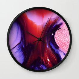 Liquid Harmony Wall Clock