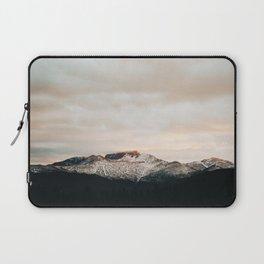 Sunset on Trail Ridge Laptop Sleeve