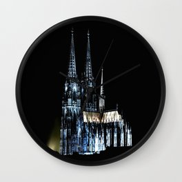 Dom_Cologne Wall Clock