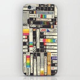 VHS I iPhone Skin