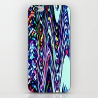 sprinkles iPhone & iPod Skins featuring Sprinkles by Taylor Murray