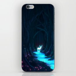 Unexpected Friend iPhone Skin
