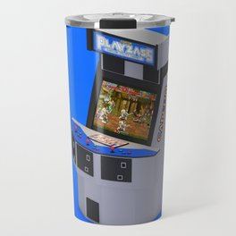 Capcom Playzass Travel Mug